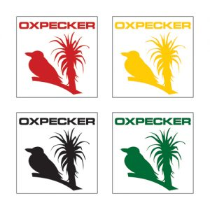 Oxpecker race tattoos.cdr