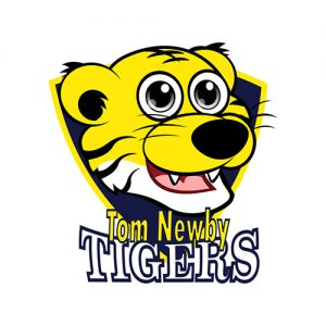 Tom Newby Mascot Shield